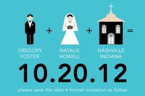 2 ideas invitaciones bodas