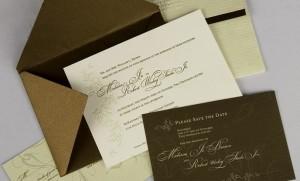 Consejos para ayudarte a elegir el diseño de la invitación perfecta de boda